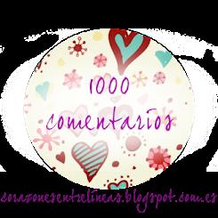 !Iniciativa de los 1000 comentarios!