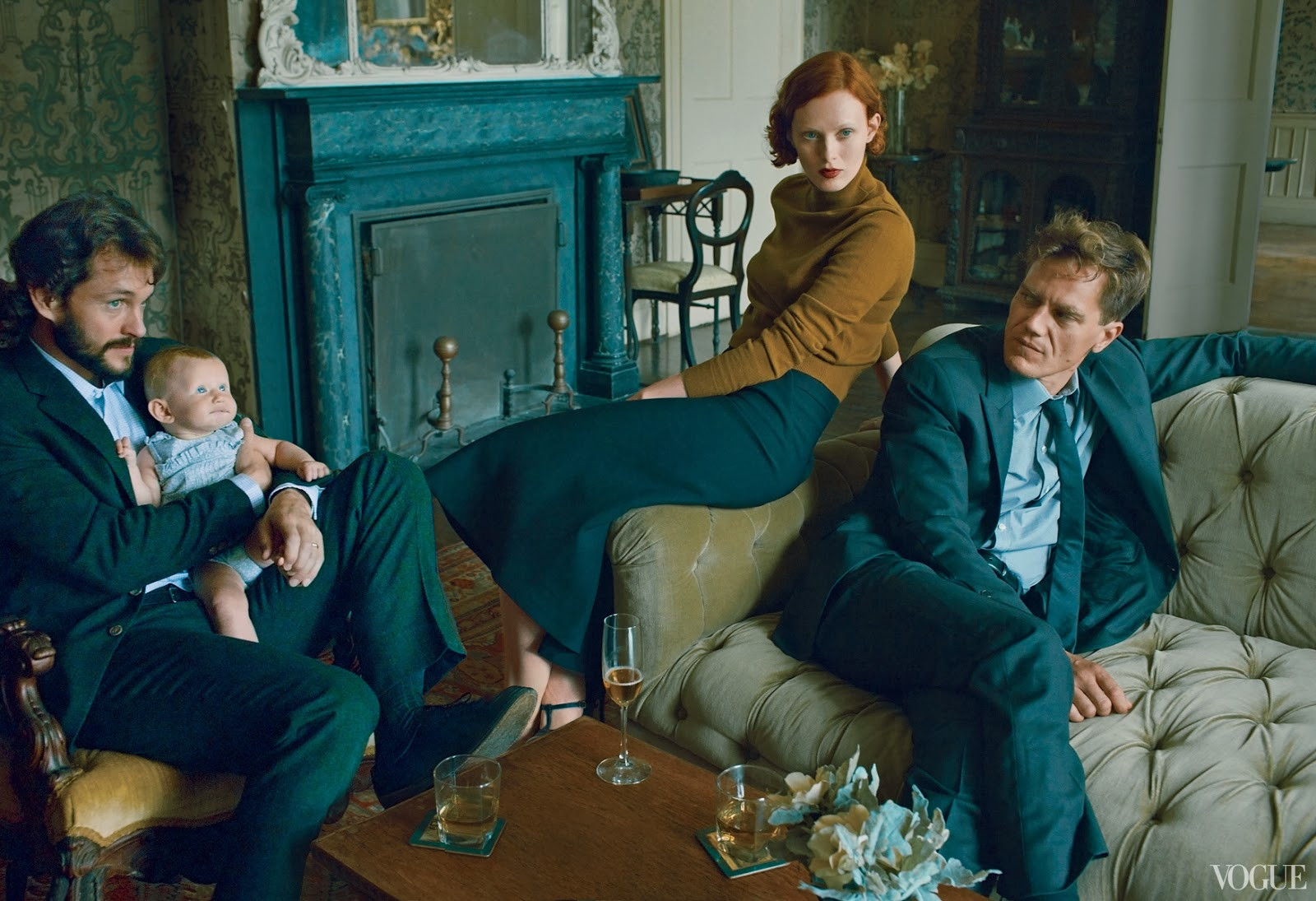 loveisspeed.......: The Other Man: Hugh Dancy, Karen Elson ...