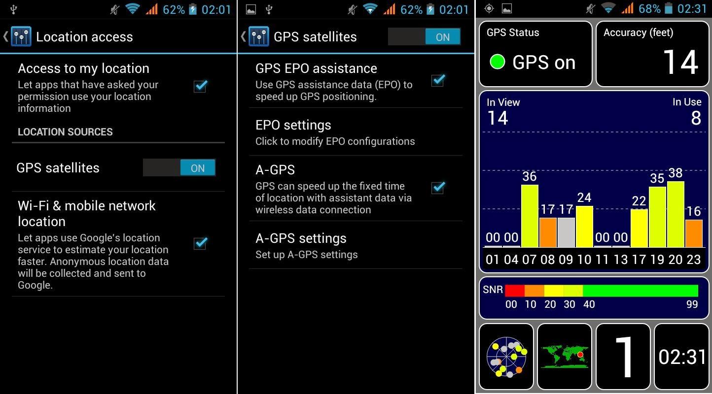 SKK Mobile Glimpse 3G GPS