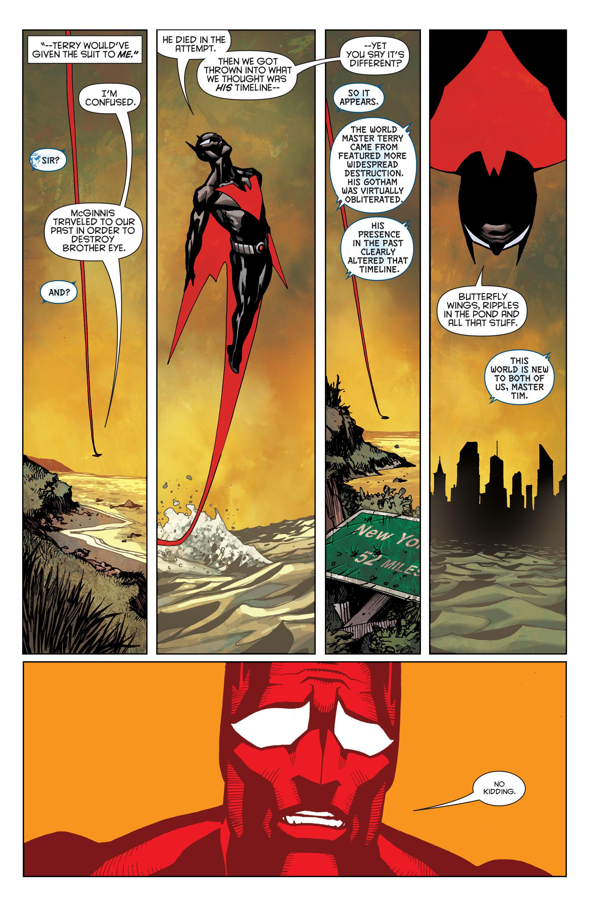 Batman Beyond (2015) Issue #1 #1 - English 14