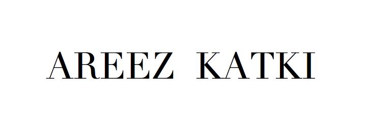 Areez Katki