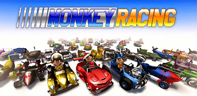 HACK Monkey Racing v1.0 APK MOD MONEY