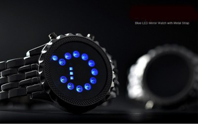 LED Watch Oberon-X