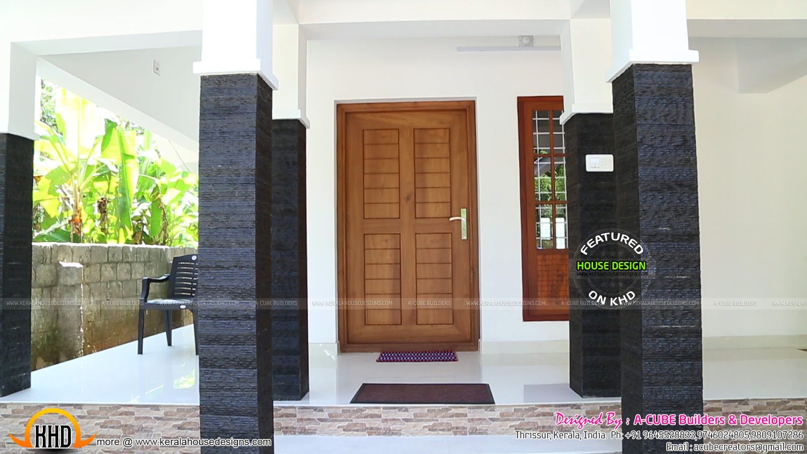 New house plans for 2016 starts here kerala home design for New house door design