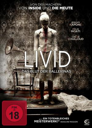 xem phim Gắt Gỏng - Livide (2011) full hd vietsub online poster