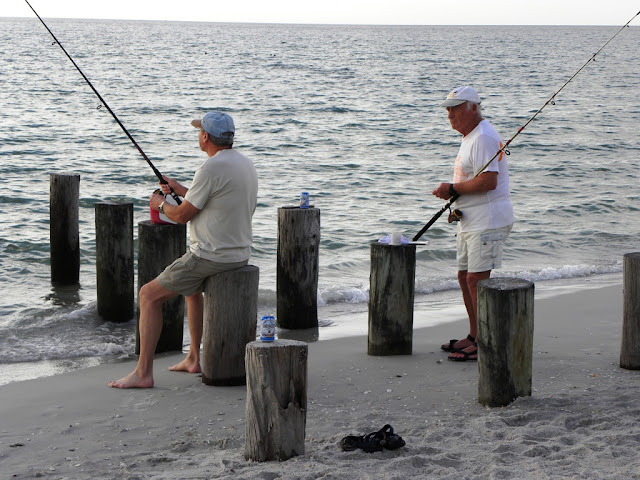 Naples Beach Fishers