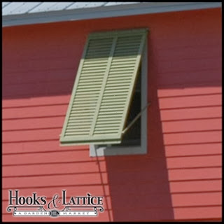 Home and garden ideas shutters and door hardware exterior window shutters for your home for Exterior window shutter repair