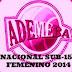 Festival Nacional Sub-15 Femenino 2014 Resultados