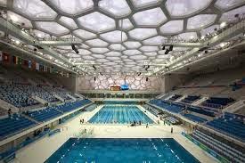 Water Cube, Gedung Olahraga Sekaligus Tempat Wisata di China