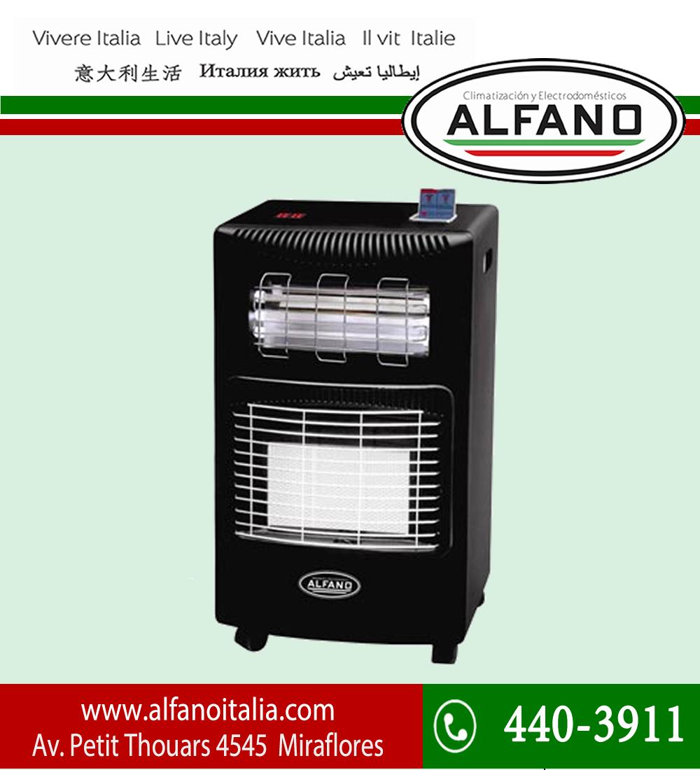 Termas estufas en lima alfano estufa de interiores a gas - Estufas de gas para interior ...