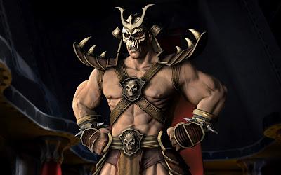 Shao Khan Mortal Kombat
