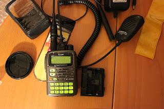 Icom amatörradio IC-E90 säljes