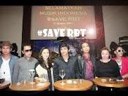 Gerakan Selamatkan Musik Indonesia | SAVE RBT Indonesia