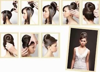 Peinado Elegante para Matrimonio, Paso a Paso