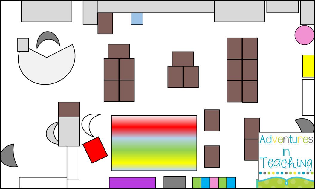 Classroom Design For Grade 2 ~ Digital classroom layout