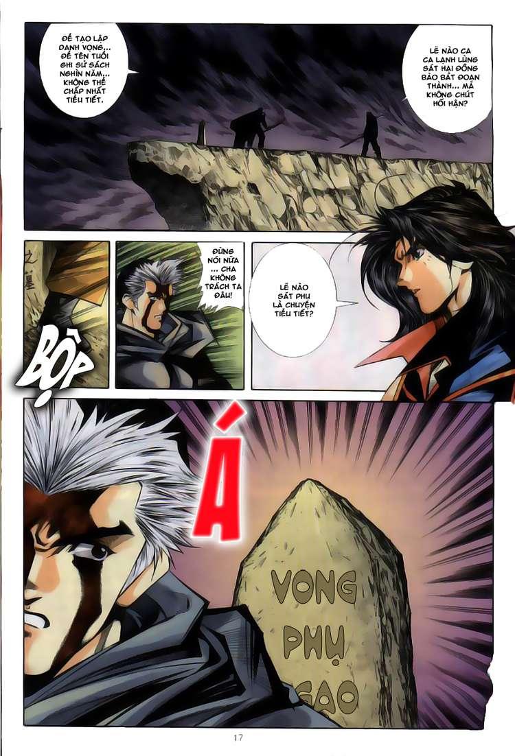 Kiếm Hồn - Sword Soul chap 63 - Trang 19