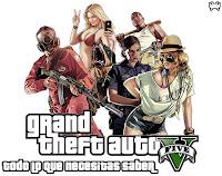 GTAV - Todo sobre el próximo Grand Theft Auto V