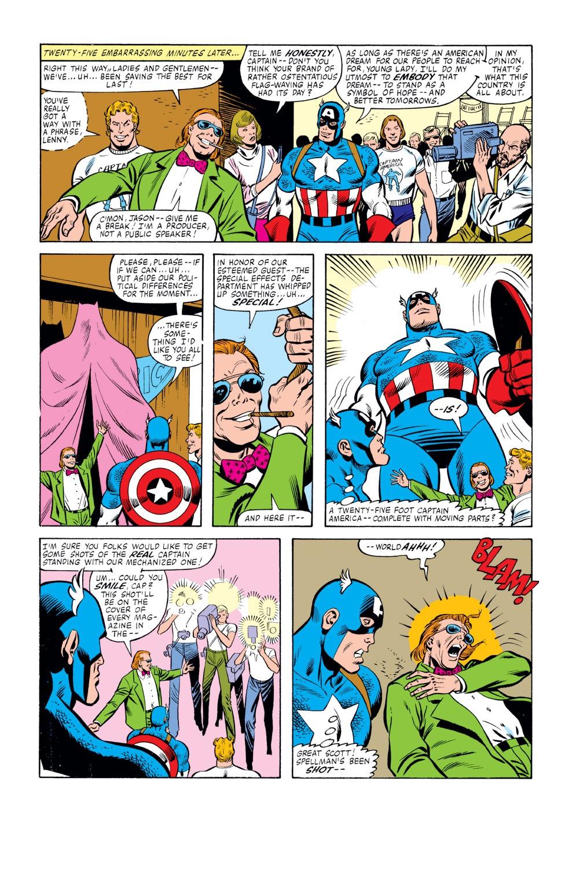 Captain America (1968) Issue #261 #176 - English 18