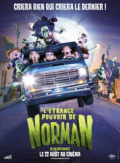 L'Étrange pouvoir de Norman Streaming (2012)