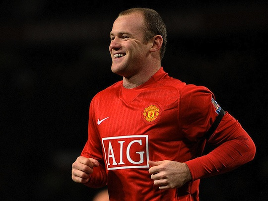 Wayne Rooney Weight And Height
