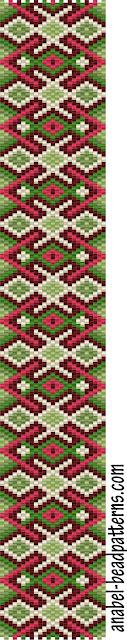 схемы бисероплетение бисер мозачное плетение браслеты мозаика