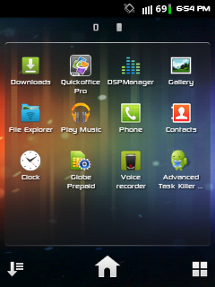 Custom ROM Samsung Galaxy Y - Ice Cream Bread  Apocalypse v4.5