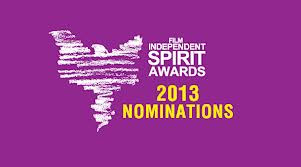Nominados a los Independent Spirit Awards 2013. Making Of