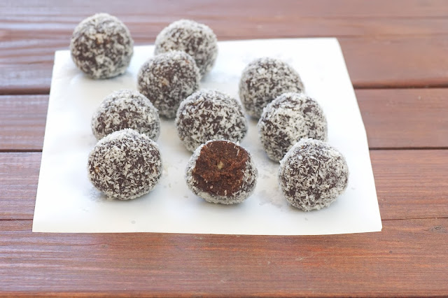 כדורי שוקולד של גדולים