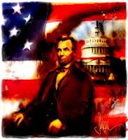 Abraão Lincoln, 16° Presidente  dos EUA