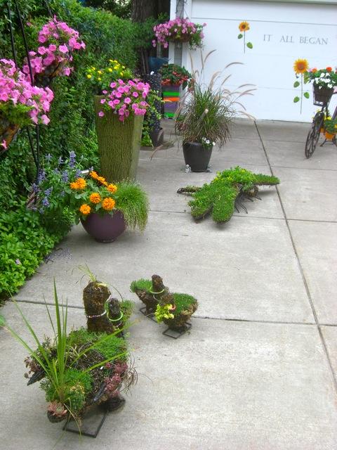 Banco de im genes 40 ideas sobre decoraci n exterior en for Jardines de exterior