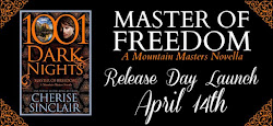 InkSlinger Presents~Cherise Sinclair's Master of Freedom