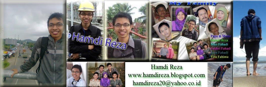 Hamdi Reza