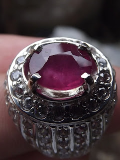 ruby corundum