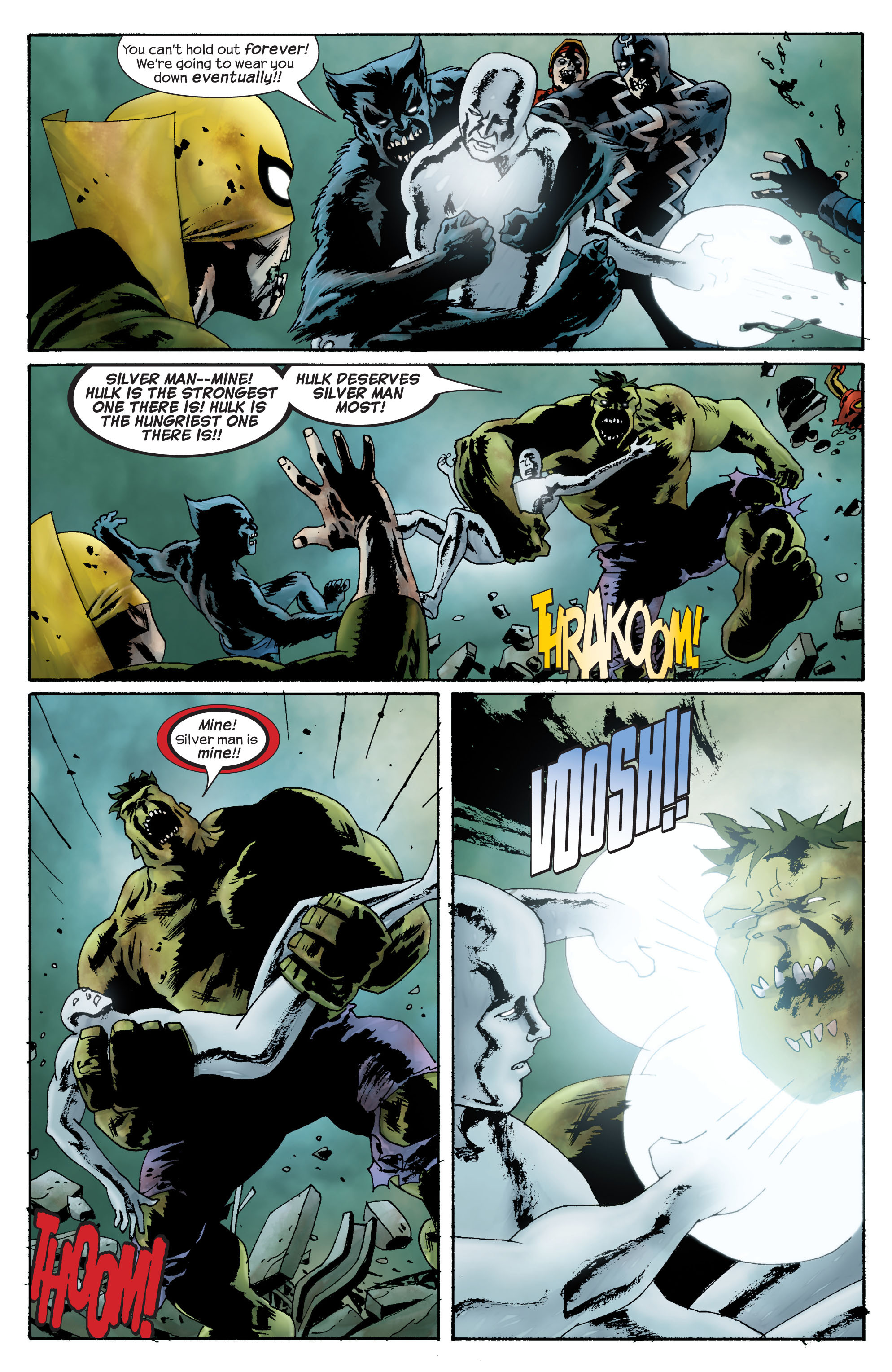 Marvel Zombies (2006) Issue #3 #3 - English 9