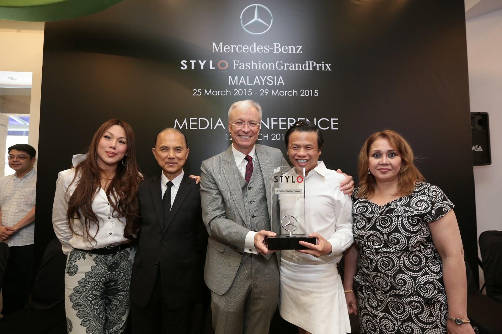 Kee Hua Chee Live Mercedes Benz Styloi Fashion Grand Prix Will Be