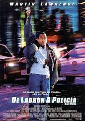 De Ladrón a Policía Poster