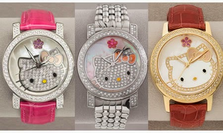 Hello Kitty Watch Style