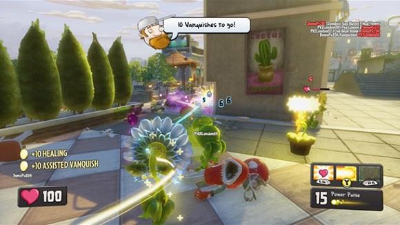 Plants Vs Zombies Garden Warfare Ps3 2014 Torrents Gamez
