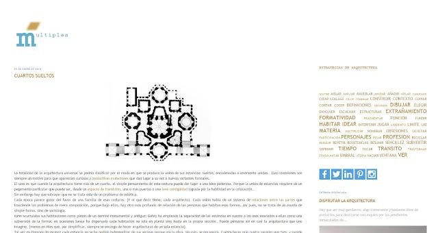 Entrevista a Santiago de molina del multiples estrategias de Arquitectura