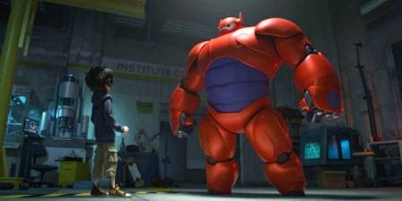 Disney Big Hero 6: rilis tanggal 3 November untuk Android, iOS dan Windows Phone