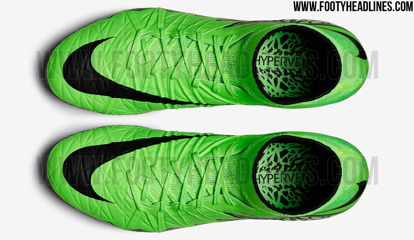 Nike Hypervenom 2 Grün