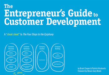 Entrepreneur's guide customer development