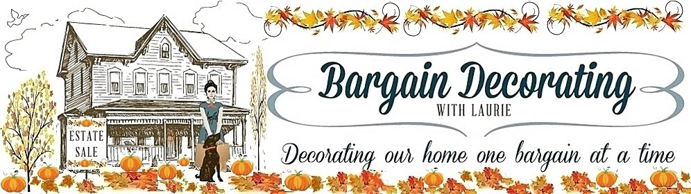 Bargain Decorating With Laurie Halloween Table Ideas