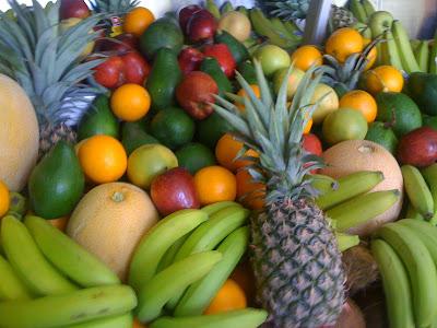 Les Fruits-perdre-poids-graisses