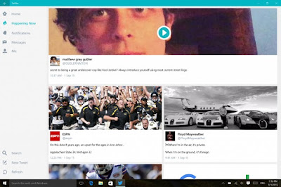 Twitter for Windows 10 update brings Group DMs, Multiple Accounts, and more