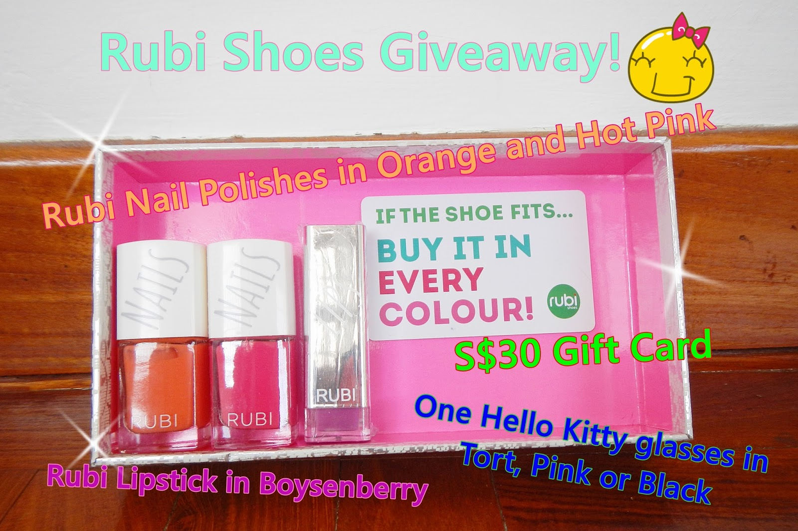 Join My Rubi Shoes Giveaway!!!