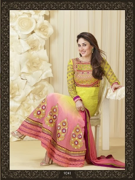 Kareena Kapoor Photos In Designer Ankle Length Anarkali ...