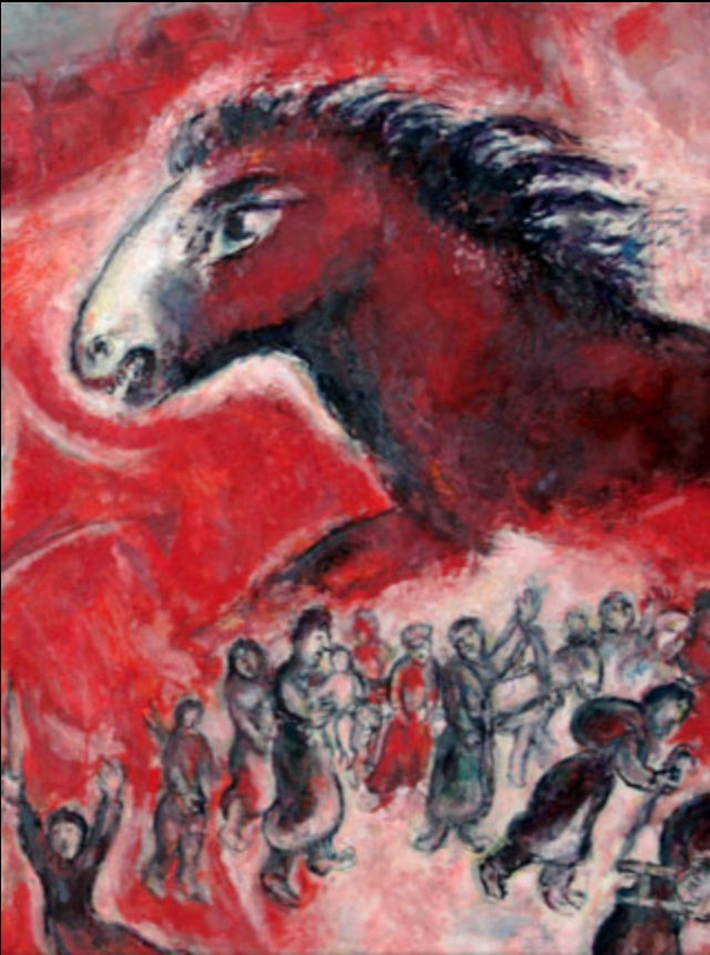 Marc Chagall breaks the grid | MuseumZero Chagall Doesburg