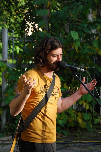 Фестиваль Тринити - 2015 в Лысьве - Вахтанг Харчилава
