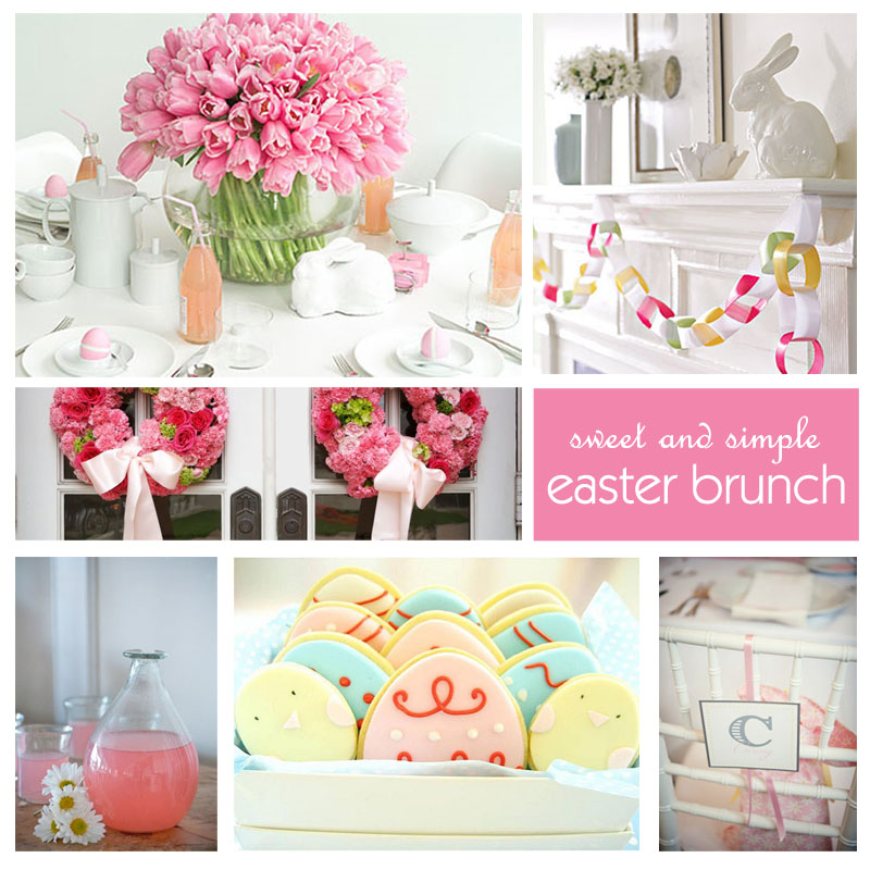 Frame Fanatic Motivational Monday Easter Brunch Ideas